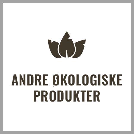 Andre økologiske produkter